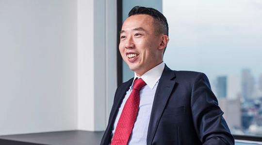 代表取締役 早川 周作の写真