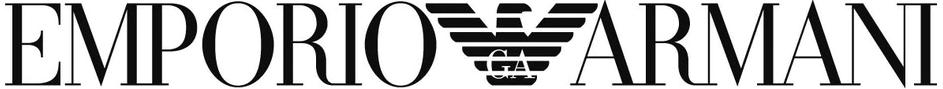 アルマーニのロゴ