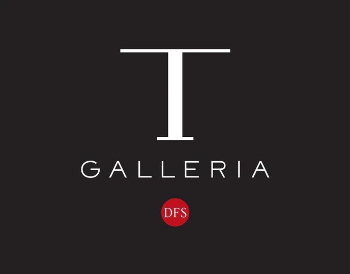 GALLERIAのロゴ