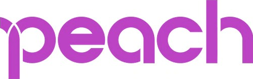 Peach Aviation株式会社のロゴ