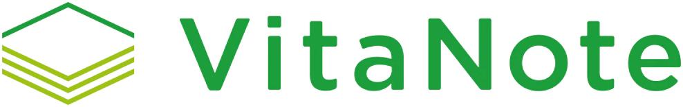 VitaNoteのロゴ