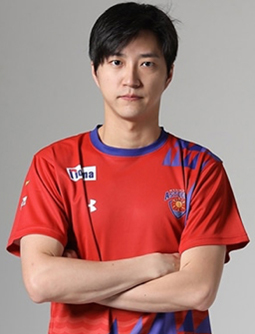 江 宏傑選手の写真