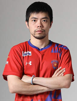 荘 智淵選手の写真