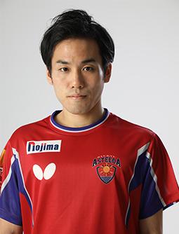 平野 友樹選手の写真