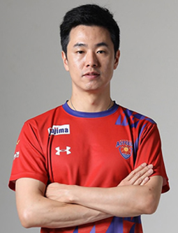 朱 世赫選手の写真