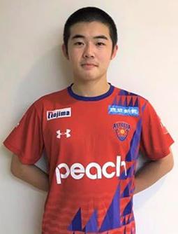 加山 裕選手の写真