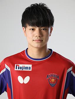 宇田 幸矢選手の写真