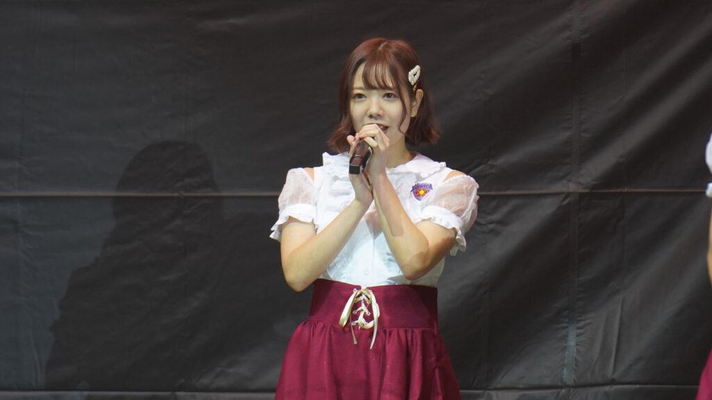 Ka☆Chun!from 琉球アスティーダ 初舞台の様子4