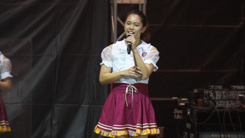 Ka☆Chun!from 琉球アスティーダ 初舞台の様子6