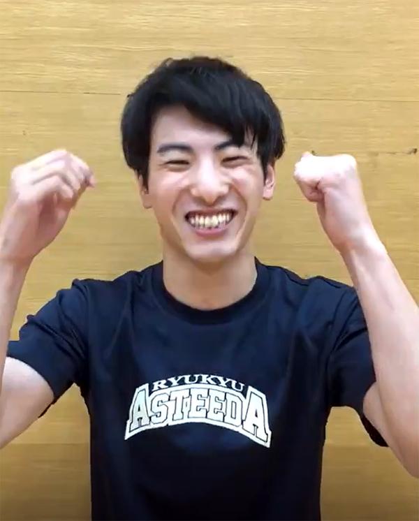 松山祐季選手